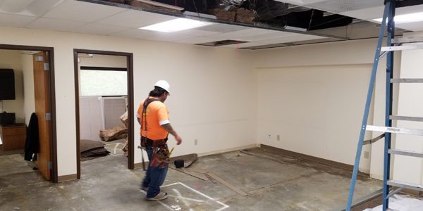 Chula Vista Forensics Laboratory - Martinez Construction Services