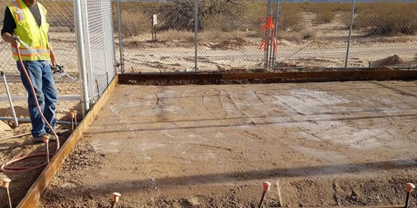Boundary Gate - Martinez Construction Services