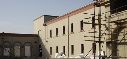 US Temporary Consulate Mazar - Martinez Construction Company