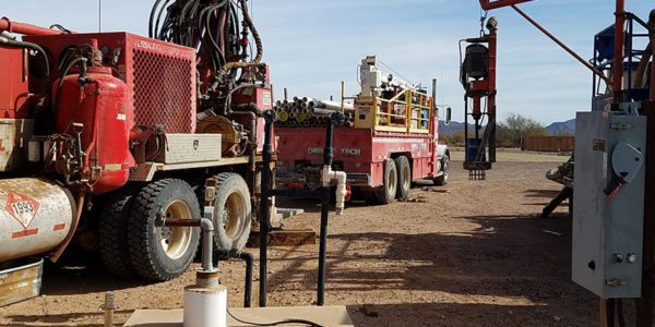 Papago Farms FOB Well and Gate - Martinez Construction Services