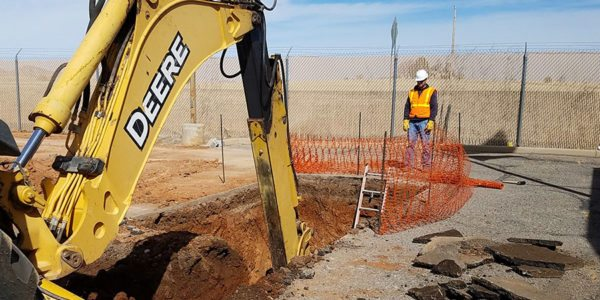 Sonoita BPS Repair Septic System Martinez Construction Services