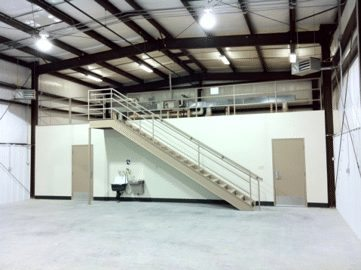 Reelfoot Maintenance Facility - Martinez Construction Services